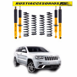 Suspension Jeep Wk2 Grand Cherokee Blindada Old Man Emu