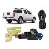 Trava Elétrica De Caçamba Para Pick-up Nissan Frontier