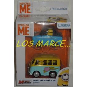 Mi Villano Favorito Autos De Los Minions Mondo Motors X 2