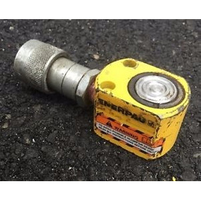 Cilindro Pastilla Piston Hidraulico Enerpac 5 Toneladas