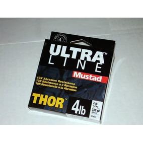 Nylon De Pescar Mustad Ultra Line Thor 0,20mm 4lb 330 Yds