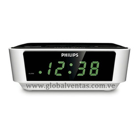 Radio Reloj Despertador Digital Philips Aj3112