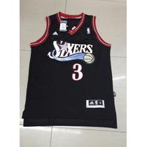 Musculosa De Basket Philadelphia Sixers Allen Iverson #3