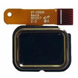 Botão Home Samsung Gt-c3222 Cabo Flat Flex Home Menu