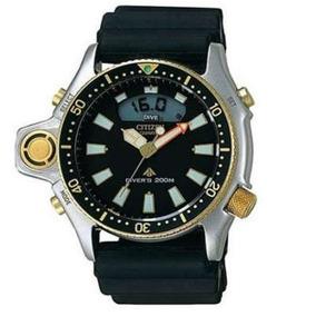 Relógio Citizen Aqualand 1985 (reedição) Jp2004-07e/tz10137p