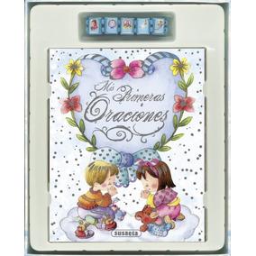 Mis Primeras Oraciones Para Niños(libro Primera Comunión)