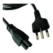 Cable Fuente Poder Trebol 1.8mts Cobre Calidad C5 - L