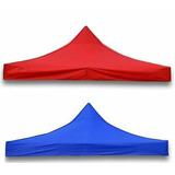 1lona Da Tenda Sanfonada 3x6 Nylon (só A Lona) Várias Cores