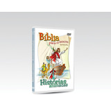 Dvd Bíblia Para Crianças Apresenta - Histórias Animadas