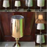 Lampara Led Decorativa Para Mesa + Bombillo Led