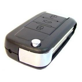 Chaveiro Espiao Camera Espia Chave Canivete Sensor Movimento
