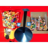 Maquina Vending+1cx Chicletes +pedestal/kit Completo S/juros