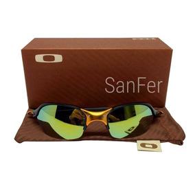 14b78a4ed2137 Armação Óculos De Grau Dourada Oakley - Óculos De Sol Oakley Juliet ...