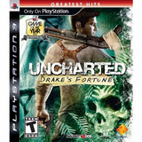 Ps3 Digital Uncharted: Drake