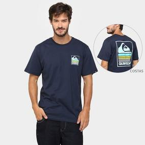 Camiseta Quiksilver Básica