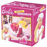 Fábrica De Suco E Picolé Completa Barbie Chef- Líder