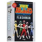 Box Flashman Original, Lacrado, Coleção Completa 10 Discos!!