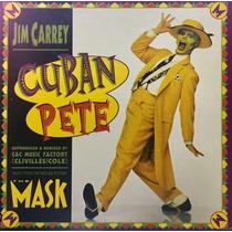 Cd The Mask Jim Carrey Cuban Pete Promo Usado Soundtrack