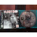 Juego De Silent Hill Ps One