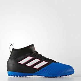 Chuteira Adidas Ace 16.0 - Chuteiras Azul no Mercado Livre Brasil 0fe859c8f2417