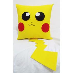 Pokémon Pikachu Almofada