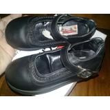 Zapatos Colegial Pocholin Niñas Nro 26