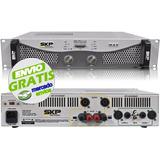 Amplificador De Potencia Skp Max720 Stereo 700w Rms La Roca
