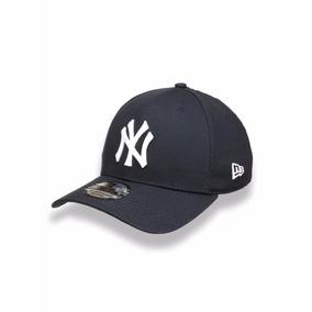 Boné New Era 3930 New York Yankees Marinho Original