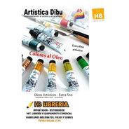 Nuevos Oleos Ad Profesional Pomo 22ml Grupo 1 X6 Colores