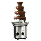 Fuente Chocolate 4 Pisos Fondue Garantia Visioneer