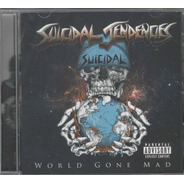 Cd Suicidal Tendencies World Gone Mad