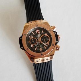 Reloj Big Bang Negro Oro King Envio Gratis