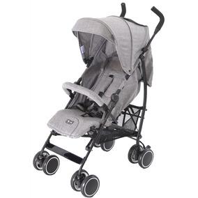 Carrinho Bebê Genua Abc Design Graphite Grey