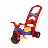 Triciclo Para Niños De Fisher Price Con Andadera 3 En 1