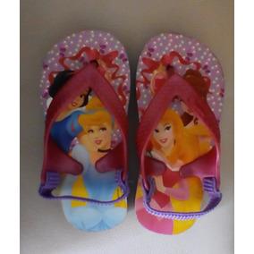 Sandalias De Niña De Princesas Talla 20