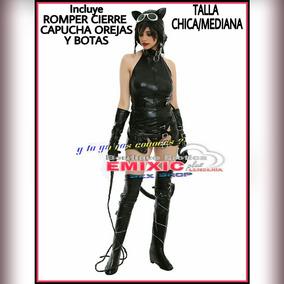 Disfraz Sexy Hallowen De Mujer Amecomi Gatita Anime