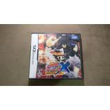 Katekyoo Hitman Reborn! Ds Flame Rumble X - Nintendo Ds Raro