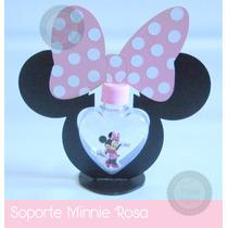 Souvenir Personalizado Corazones Golosineros Mckey Minnie