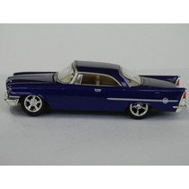 1957 Chrysler 300c - M2 - 1:64 Loose Borracha