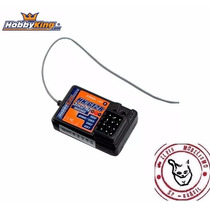 Hobby King Gt-2 2.4ghz Receptor 3 Canais - Rx 3ch