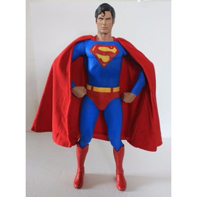 Action Figure Superman Christopher Reeve Neca Pt. Entrega