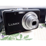 Camara Digital Panasonic Lumix Fh4