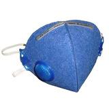 Mascara Proteção Respiratória Com Válvula Pff1 25 Peças