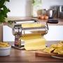 Maquina De Pastas Fabripasta Amasa Fideos Acero Cromado
