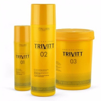 Itallian Trivitt Kit De Hidratação Intensiva Profissional