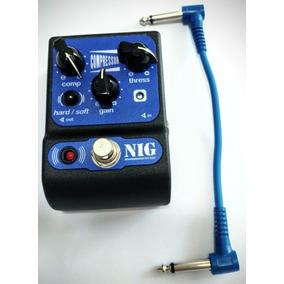 Pedal Nig Pocket Pcm Compressor , Brinde Cabo
