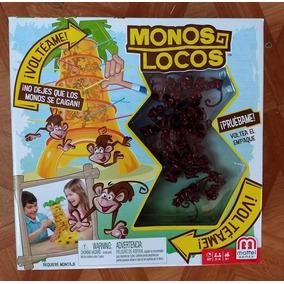 Monos Locos Mattel Juego De Mesa En Mercado Libre Mexico