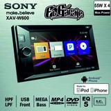 Radio Sony Xav-w600 Doble Din Pantalla 6,2