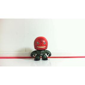 Dr. Veneno Marvel Mighty Muggs Craneo Rojo Aprox 12 Cm