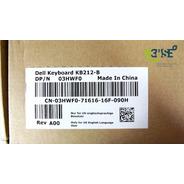 Teclado Dell Kb212 Usa  Sem Ç